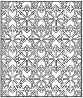 Art Therapy coloring page Arab World