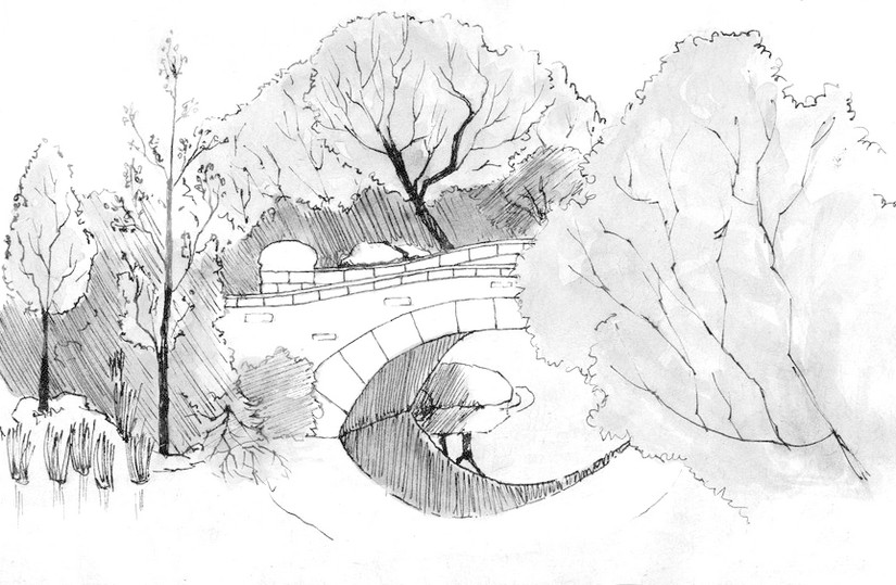 Art Therapy Coloring Page New York Central Park 14