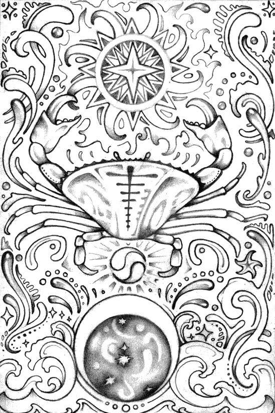 Gemini: Coloring Book with Three Different Styles of All Twelve ... | 825x549