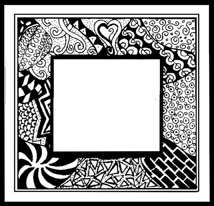 Anti stress kleurplaten verjaardag 1 - Mandala anniversaire ...