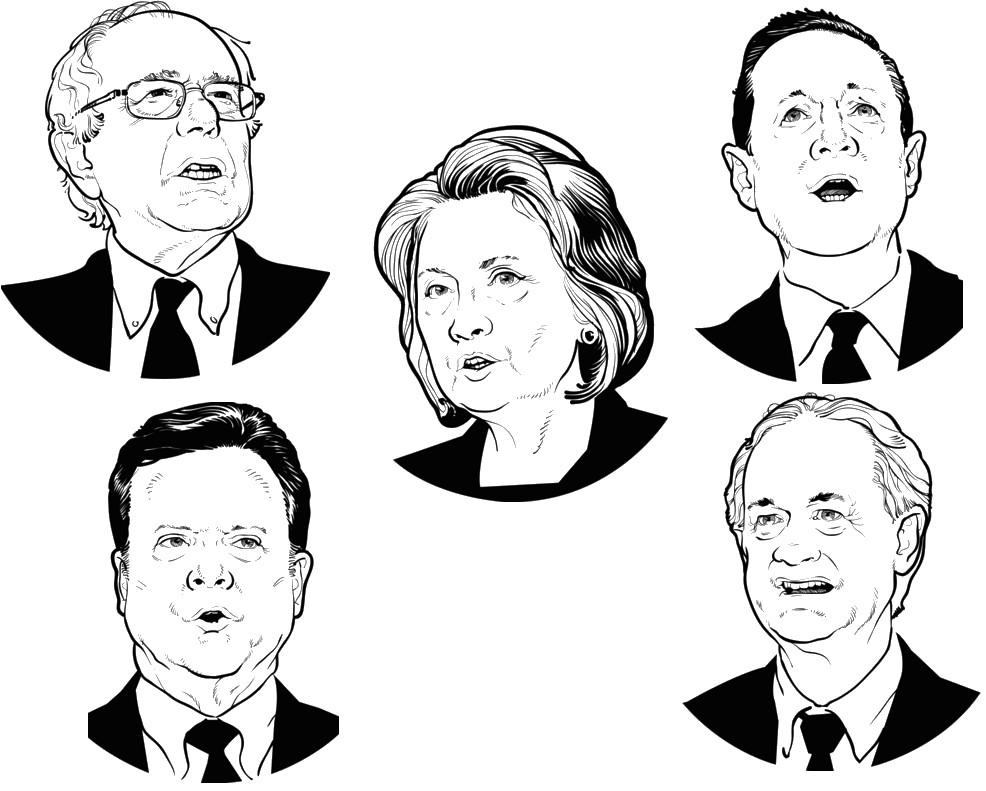 coloring pages for democratic party - photo#26
