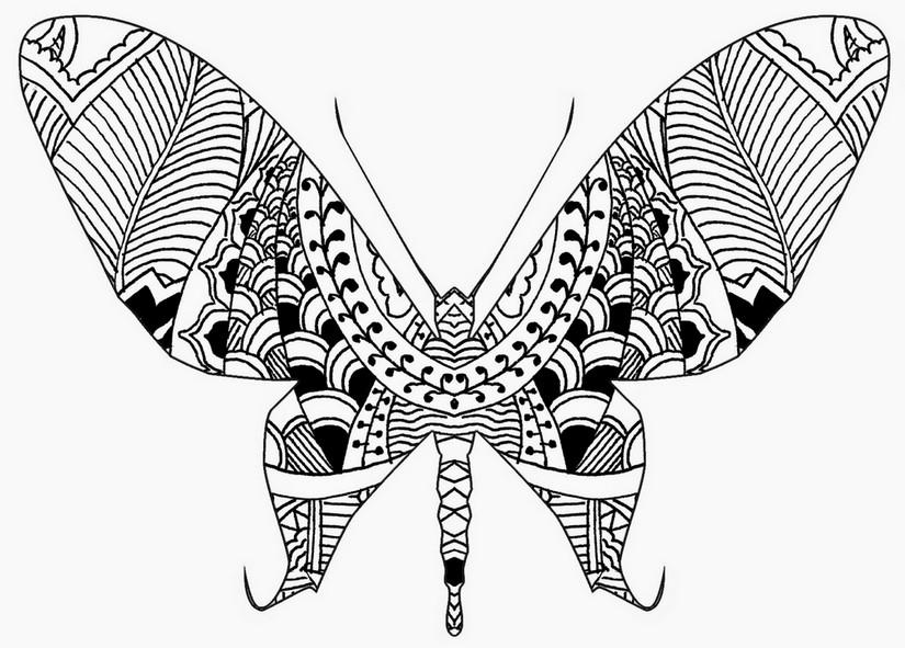 color v3 lang=de&theme id=373&theme=Schmetterlinge&image=coloriage adulte papillons g 9