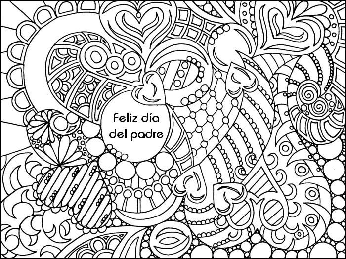 13 Alucinantes Dibujos Para Colorear Para Manejar El Estres Upsocl