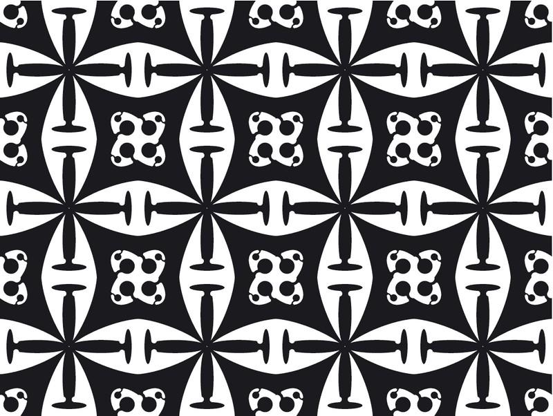 Coloriage anti stress motifs geometriques 5 - Coloriage geometrique ...