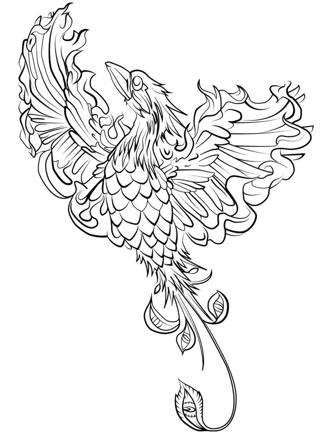 Art Therapy coloring page Fantastic