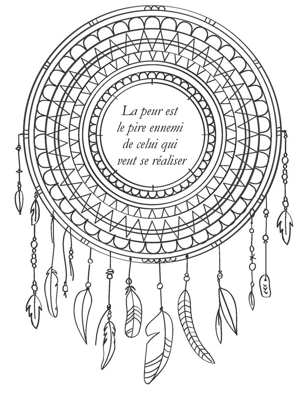 mandala coloring pages meaningful quotes - photo#40