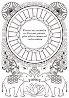Coloriage Adulte Citation.Coloriages Anti Stress Citations Zen