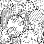 Adult Coloring Pages Holidays